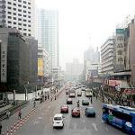 The vibrant and metropolitan city of Chengdu, capital of Sichuan province.
