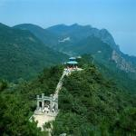 Lushan (Lu Mountain), Jiangxi Province, China.