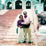 Robert and Nina Strauss