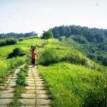 Path to Bankiang Sidem