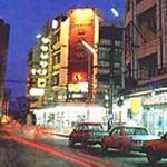 Hat Yai town at night