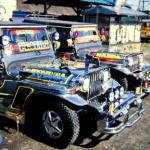 Jeepney dealership on the road to Cavite.