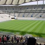 The Seoul World Cup Stadium, with an approximate seating of 65,000, is by far the largest stadium in Asia. Here, fans and spectators will be able to get as close to their heroes as possible, with the seating space just a mere 11 meters away from the touchline and 17 meters from the goal line! Altogether, there are 102 large gates for entrance/exit therefore, huge crowds can come and go in like 8 minutes flat!
